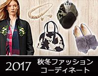 2016-17秋冬ファッション・コーディネート