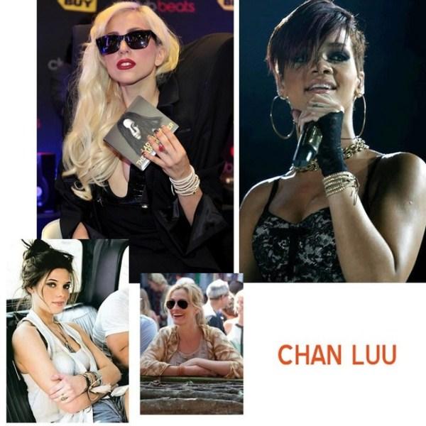 CHAN LUU  /チャンルー ブレスレット