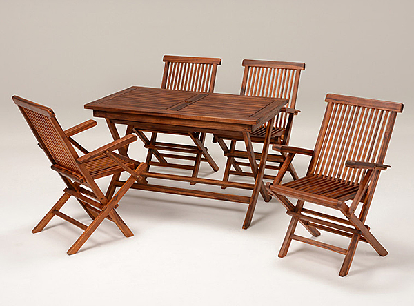【ガーデンファニチャー】テーブル&チェアーalign=baseline